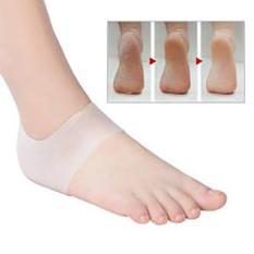 Miếng silicon bảo vệ gót chân (màu ngẫu nhiên 2 miếng)