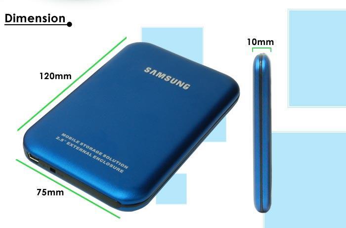 So sánh giá Ổ Cứng Di Động Samsung Portable USB 3.0 SATA – Bảo Hành 3 năm 1 đổi 1 Tại ITtekshop
