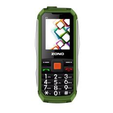 Điện thoại di động ZONO F1 2 Sim loa to pin khủng – (Xanh lính)