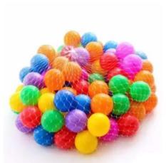 Túi 1oo quả bóng dành cho bé vui chơi