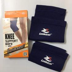 Băng bảo vệ đầu gối Leikesi cho bạn thể thao vui – khỏe