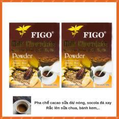 Bột Socola sữa (Milk Chocolate) 60% cacao Figo 1kg