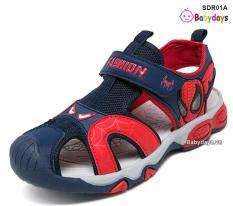 Sandal bít mũi siêu nhân cho bé SDR01A