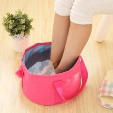 Túi lớn ngâm chân thư giản kèm túi đựng