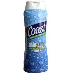 Sữa tắm gội Coast dành cho nam 532ml