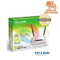 Router wifi TP-Link TL-WR841N New Edition 2017 (Trắng)