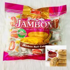 Bánh Cuộn Jambon Thịt Nướng 400gr