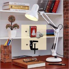 Đèn bàn kiểu pixar cho bé học tập – kèm bóng RĐ 40w và chân kẹp bàn đa năng