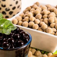 Trân Châu Đen Caramel Đài Loan – Hộp Lẻ 500gr