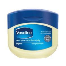 Bộ 3 Sáp Dưỡng Ẩm Vaseline Original 100% Pure Petroleum Jelly- 49g x 3