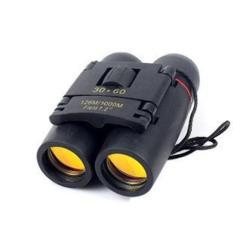Ống nhòm đôi cao cấp 3D 30×60 (Màu Đen) độ phóng đại 30X, đường kính vật kính 60mm, thị trường 7.2 độ – Rộng
