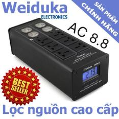 Lọc nguồn Audio Weiduka AC 8.8 cao cấp