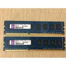 Ram máy tính để bàn Kingston / samsung / Hynix 4GB DDR3 bus 1333 MHz PC3 10600