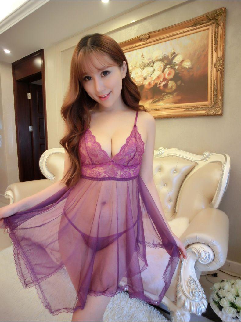 Váy ngủ gợi cảm d01