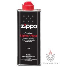 Nhiên liệu XĂNG ZIPPO made in USA (có tem chống giả) 125ml LALA Premium 0110