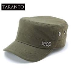 Mũ lưỡi trai TARANTO model Jeep (Xanh quân đội) – Kmart