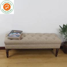 Ghế Băng Màu Kem|Ghế Sofa Đính Hạt|Ghế Băng Dài|Ghế Băng Sofa|Ghế Băng Nhà Xuân