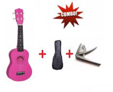 Combo Ukulele Soprano KBD Full Option
