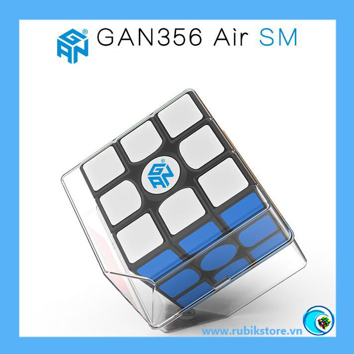 Đồ chơi Rubik Gans 356 Air SM - Rubik 3x3x3