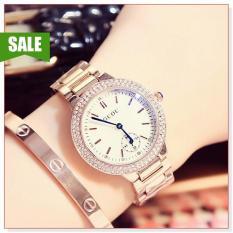 Đồng hồ nữ GUOU 8141 thiết kế đơn giản, sang trọng, phong cách
