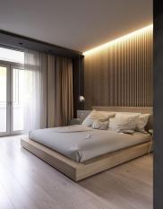 Giường ngủ Mộc Ái MA0174 200x160x110