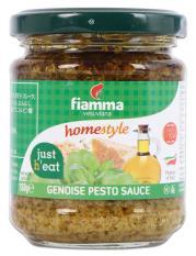 Sốt Mì Ý Genoise Pesto Fiamma – Hủ 180 G