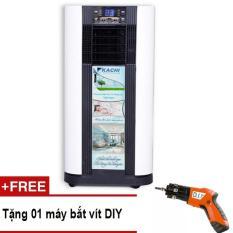 Máy lạnh di động Kachi 1 HP model KC-ML01 + Tặng máy bắt vít DIY