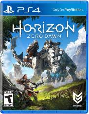 HORIZON ZERO DAWN PS4 New Asia