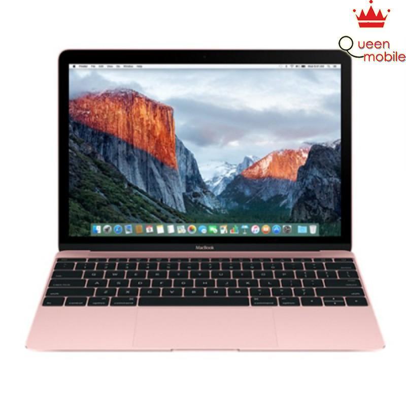 The New MacBook Retina 2016 MMGM2 Vàng Hồng