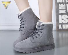 Giày boot nữ phong cách trẻ trung năng động TARANTO TRT-GBNU-04