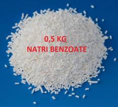 0,5kg Natri benzoater