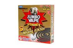05 hộp Nhang trừ muỗi Jumbo hương rừng 10 khoanh