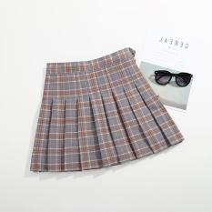 Chân Váy Tennis Skirt Caro Korea