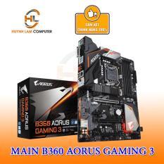 Main Gigabyte B360 Aorus Gaming 3 Viễn Sơn Phân Phối