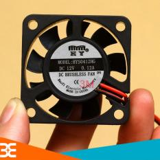 Quạt tản nhiệt giá rẻ 4x4x1Cm 12VDC