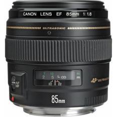 Ống kính Canon EF 85mm f/1.8 USM, hàng Canon Lê Bảo Minh