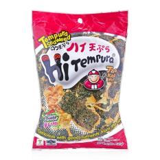 Snack Rong biển Taokaenoi Bánh Tempura vị Cay 25g