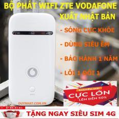 Máy Phát Wifi Từ Sim 3G 4G ZTE Vodafone – Hàng Chính Hãng Cam Kết Bảo Hành