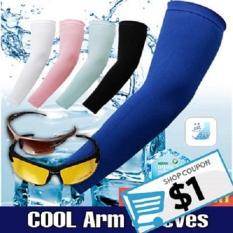 Găng tay chống nắng Letslim xỏ ngón chống tia UV