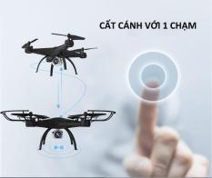 Flycam KY501 advanced tặng kèm tay cầm điều khiển siêu tiện lợi (có CAMERA kèm theo )