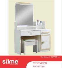 Bàn trang điểm phòng ngủ cao cấp nhập khẩu DT-SITME-999
