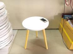 BSF – Bàn tròn mini sofa phòng khách 40×50