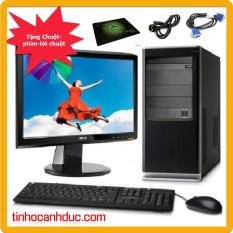 Bộ máy PC ADA1L19 + Màn hình LCD 19 WIDE lớn phím chuột NEW