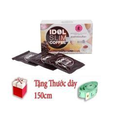 Cà phê giảm cân Idol Slim Thái Lan- Tặng Thước dây 150cm