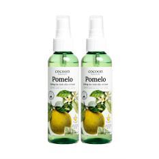 Liệu Trình 1 Tháng Dùng 2 chai xịt tóc Pomelo Dưỡng Tóc Tinh Dầu Vỏ Bưởi