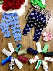 Set 5 quần dài carter bé Trai (Quần chục bé trai, quần dài thu đông bé trai)