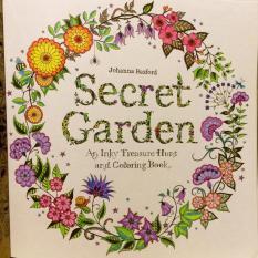 Sách tô màu người lớn – Secret Garden