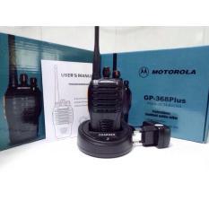 Máy bộ đàm Motorola GP-368Plus+Tặng tai nghe chuyên dụng