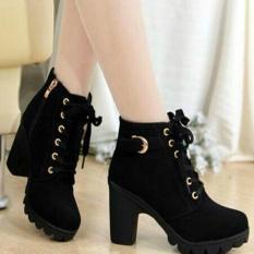 Giày boot nữ Hàn Quốc CN8