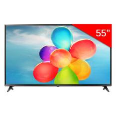 Smart Tivi Led 55 inch LG Ultra HD 4K – Model 55UK6100 (Đen) (NEW 2018)